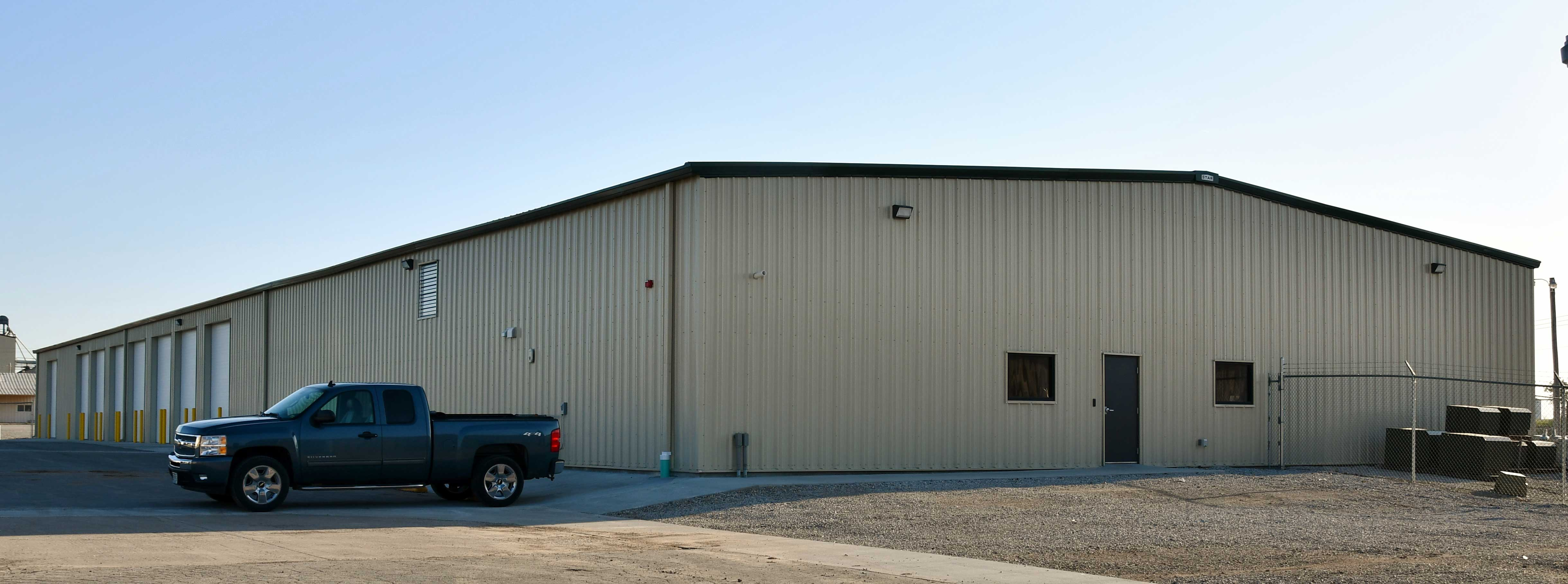New warehouse in Chillicothe